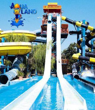 Aqualand Corfu Tickets