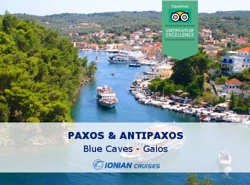 Paxos Daily Cruise
