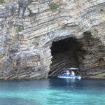 Palaiokastritsa Caves