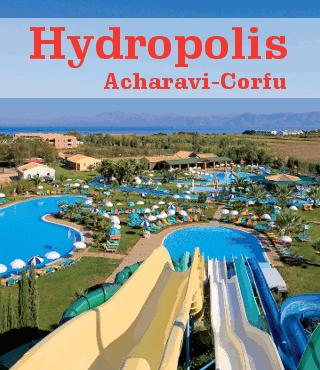 Hydropolis Corfu Waterpark