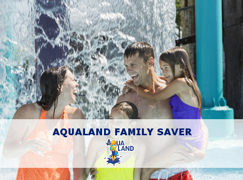 corfu aqualand family ticket