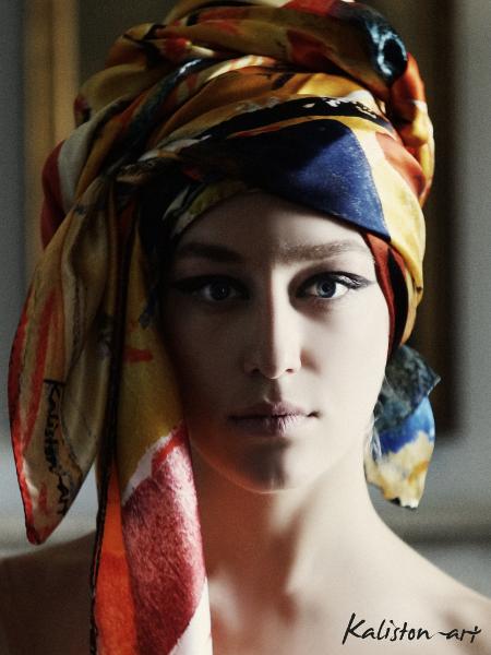 Kaliston Art - Silk Scarves & Pareo