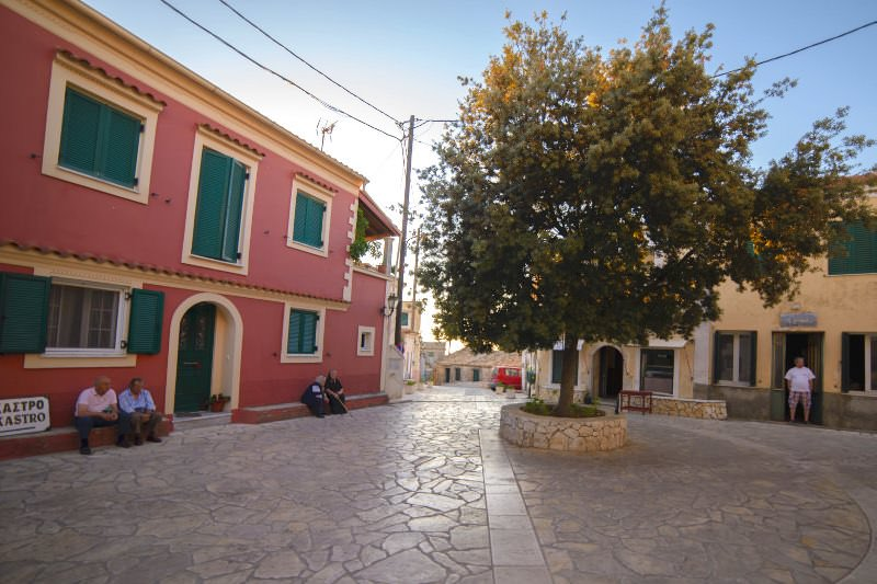 Taverna Sunset, Krini - Paleokastritsa, Corfu
