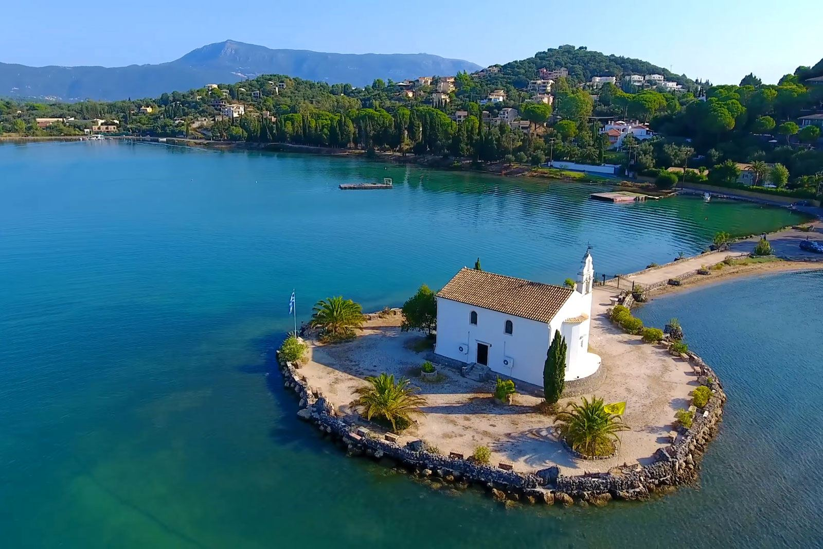 Corfu Island Bus Tours