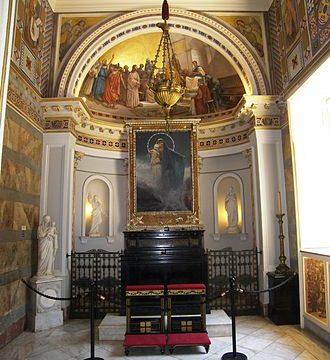 chapel Achilleion Palace