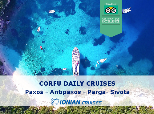 Corfu Daily Cruises