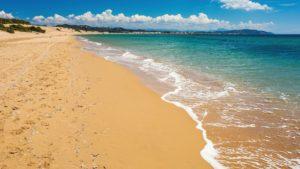 corfu children friendly beaches